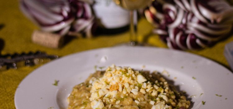 Risotto Norvegese